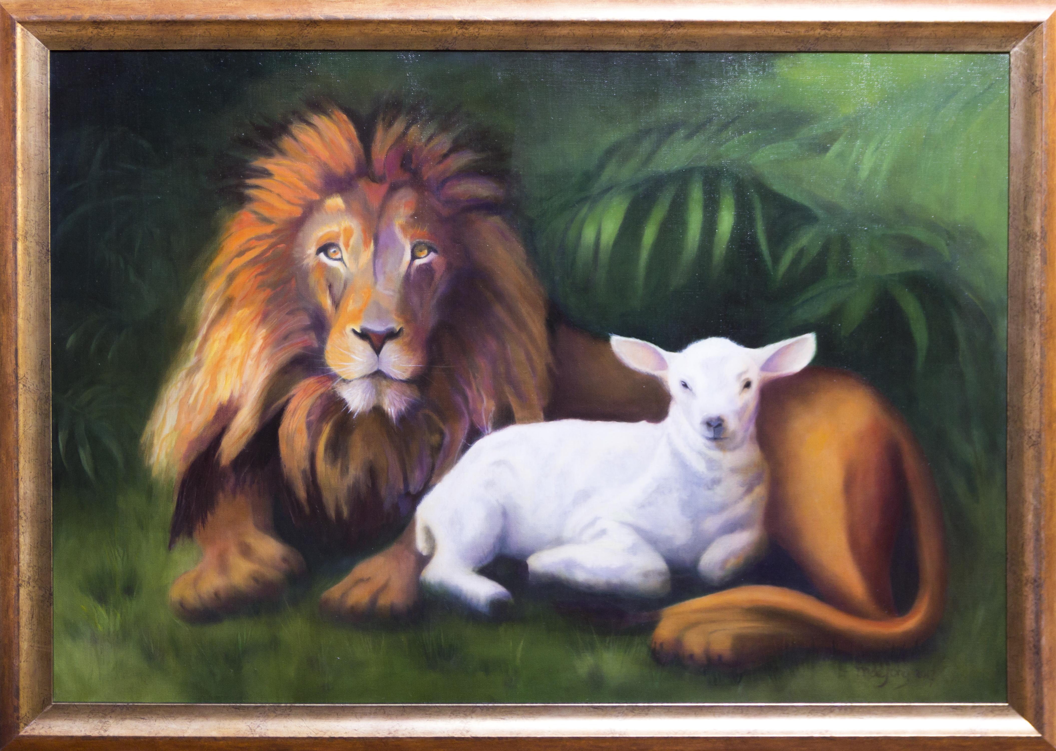 Titel: De Leeuw en het Lam